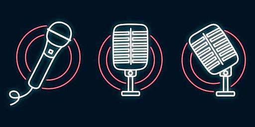 Music & Comedy Night: Pat House, Hannah Trav, and Jake Mattera