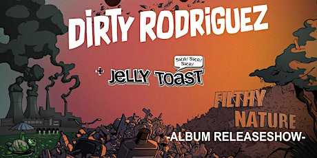 Dirty Rodriguez - Filthy Nature Album Release Tickets