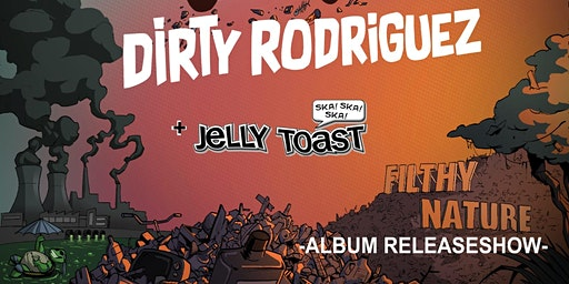 Dirty Rodriguez - Filthy Nature Album Release