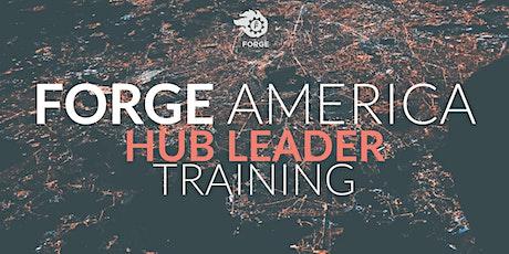 Forge Hub Development Training - April 2020 (Current Hub Leaders) tickets