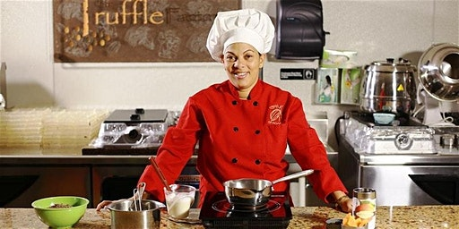 SPAGnVOLA PASSION FOR LOVE Chocolate Making 101 - February 15, 2020