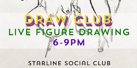 Draw Club tickets