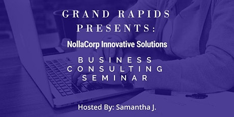 Business Consulting Seminar tickets