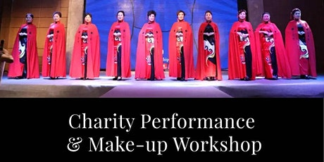 Bournemouth Library: Charity Qipao Show & Modeling Make-up Workshop tickets