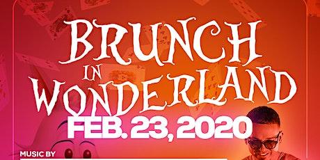 Wonderland Brunch With DJ Encore tickets