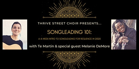 Songleading 101 : Building Resilience in 2020 tickets