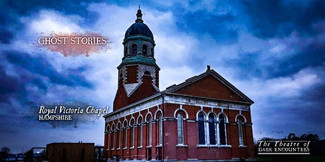 Late Night Ghost Stories from Royal Victoria Chapel tickets