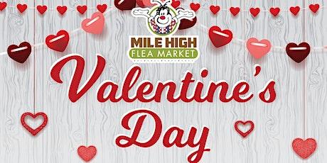 Valentine's Day Weekend at Mile High Flea Market ♥ tickets