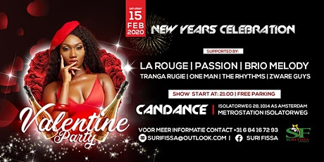 New Years Celebration Valentine Party tickets