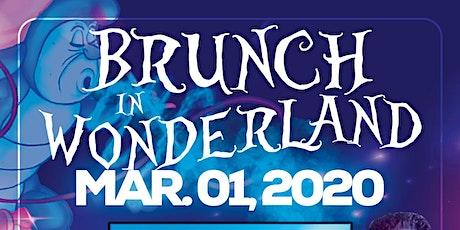 Wonderland Brunch Party With DJ John Farruggio tickets