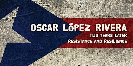 Oscar López Rivera tickets
