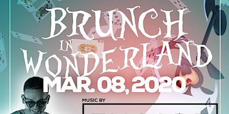 Wonderland Brunch Party With DJ Encore tickets