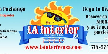 LA Interfer USA tickets
