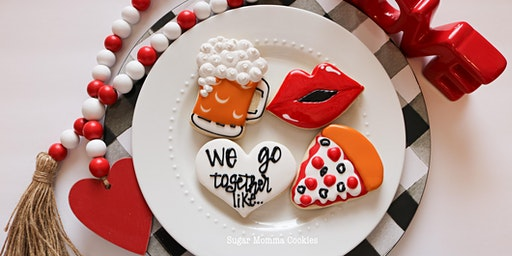 GALENTINE'S DAY COOKIE CLASS