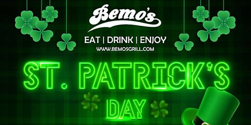Shamrock Parade VIP Tent at Bemo's
