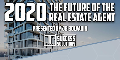The Future of The Real Estate Agent