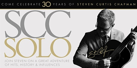 Steven Curtis Chapman - Solo Tour LOBBY VOLUNTEER - Eugene, OR (By Synergy Tour Logistics) tickets