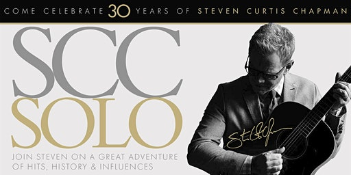 Steven Curtis Chapman - Solo Tour LOBBY VOLUNTEER - Eugene, OR (By Synergy Tour Logistics)