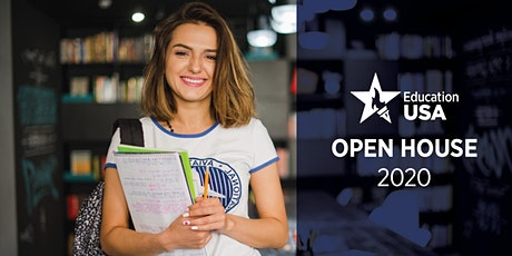 Open House 2020: 5 STEPS TO STUDY IN THE U.S. entradas