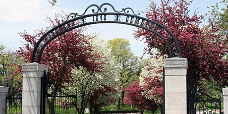 Woodland Cemetery Tours tickets