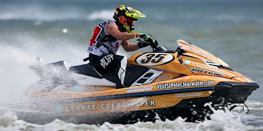 Race the Gulf P1 Superstock Boat & AquaX Jet Ski Race