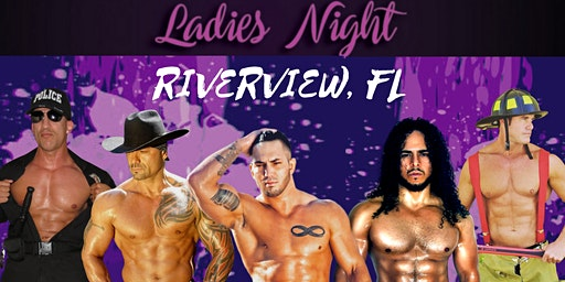 Live Male Revue Show | Ladies Night: Riverview, FL at The Beer Shed