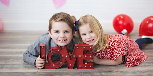 Valentine's Day Mini Sessions (Kids Only) SATURDAY