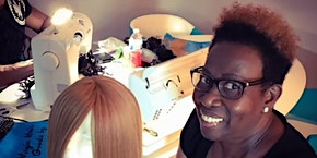 Miami, Fl | 27 Piece or Enclosed Wig Making Class with Sewing Machine