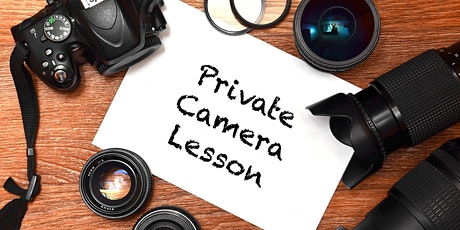 Private Photography and Camera Lessons - February tickets