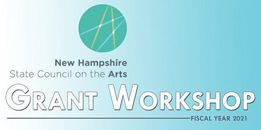 NH State Council on the Arts Grants Workshop