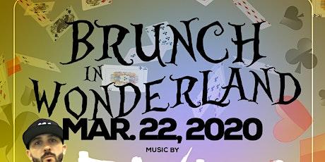 Wonderland Brunch Party With DJ David S tickets