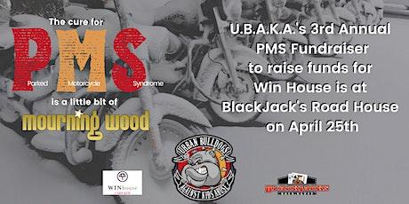 UBAKA's PMS Fundraising Event tickets