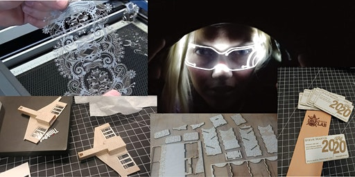 Maker LAB: Laser Cutting - Come make laser cut items!