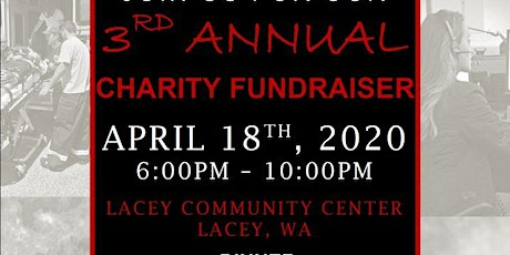 NW Brotherhood Foundation 3rd Annual Fundraiser tickets