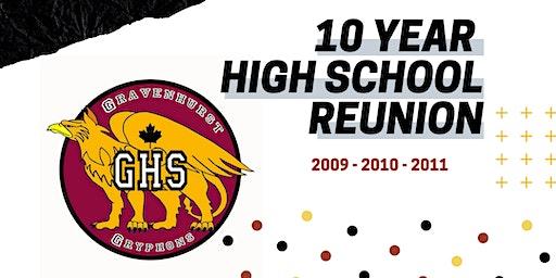 Gravenhurst High School Reunion 2020