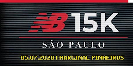 GRUPO -  NEW BALANCE 15K SÃO PAULO 2020 ingressos