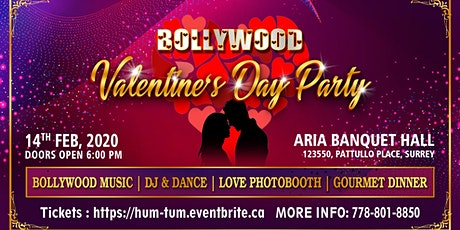 Hum Tum - Bollywood Valentine's Day Party tickets