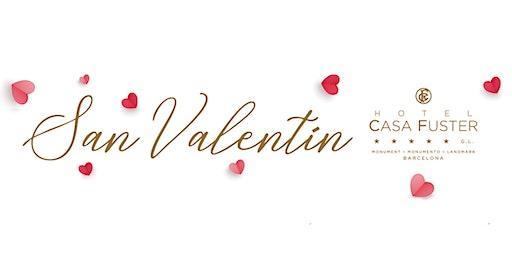 CENA DE SAN VALENTÍN / SOPAR DIA DELS ENAMORATS / VALENTINE'S DINNER