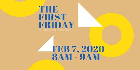 The First Friday tickets