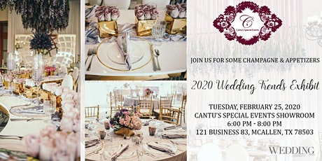 2020 Wedding Trends Exhibit tickets