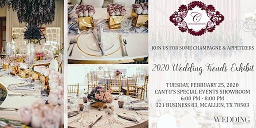 2020 Wedding Trends Exhibit