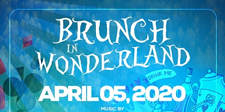 Wonderland Brunch Party With DJ Bryant Russel boletos