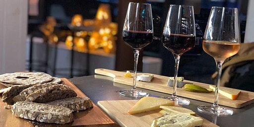 English Cheese & Wine Evening