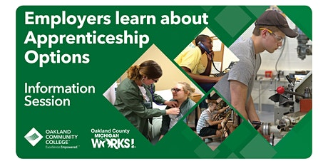 Employers - Learns about APPRENTICESHIP OPTIONS tickets