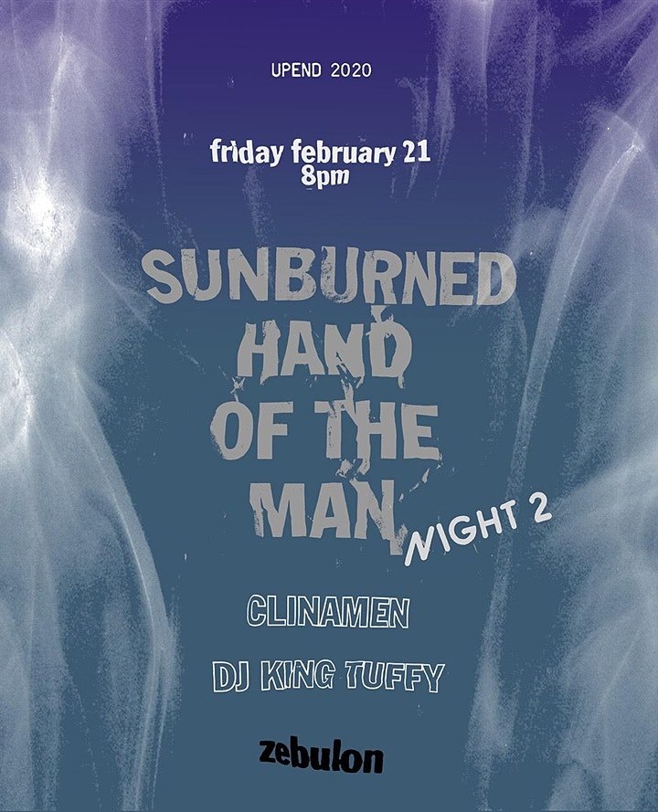 Sunburned Hand of the Man (Night Two) Clinamen image