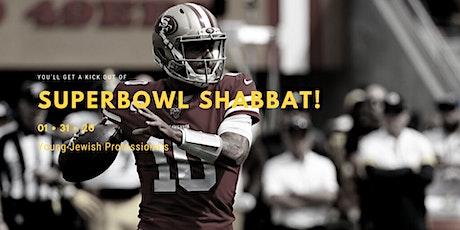Super Bowl Shabbat tickets