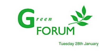 Green Forum tickets