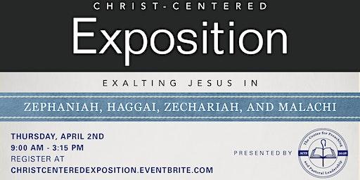 Christ-Centered Exposition Workshop 2020