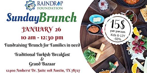 Sunday Morning Brunch Jan 26, 2020