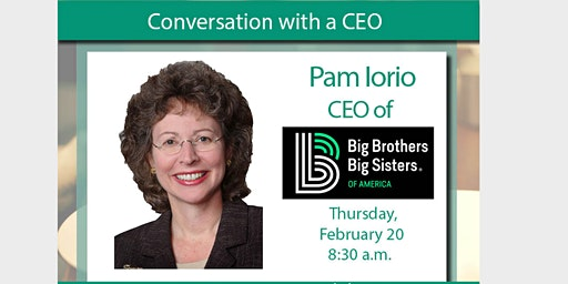 Conversation with a CEO: Pam Iorio